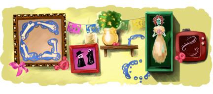 Doodle día de muertos - doodle-dia-de-muertos