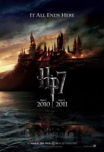 Harry Potter y las reliquias de la muerte es aprovechada por los cibercriminales - happy-potter-7