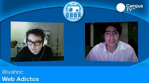 WebAdictos en Geek Vibrations en español - webadictos-geek-vibrations