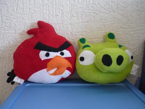 angry birds peluches Asiste con WebAdictos a Aldea Digital 2
