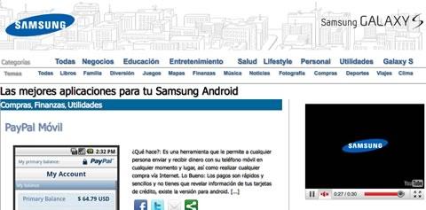 aplicaciones android samsung Las mejores Aplicaciones para Samsung Galaxy S