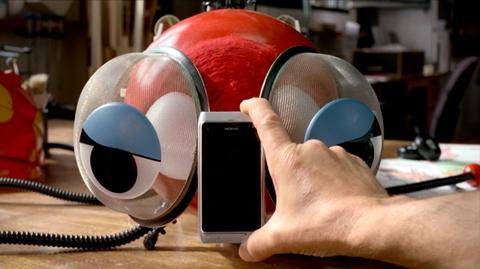 Primer comercial 3D en México - comercial-cine-brash-3D-nokia