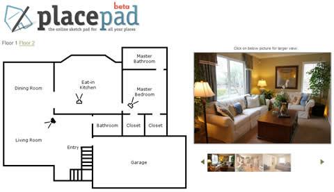 crear planos online Crear planos online con PlacePad