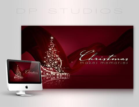 Wallpapers de navidad 2010 - fondos-navidad-christmas-make-memories