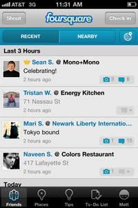 Foursquare ahora acepta fotos y comentarios - foursquare-fotos