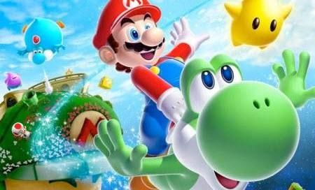 Los mejores videojuegos del 2010 - mario-galaxy-2