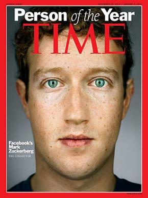 Mark Zuckerberg Personaje del año de la revista TIME - mark-zuckerberg-time