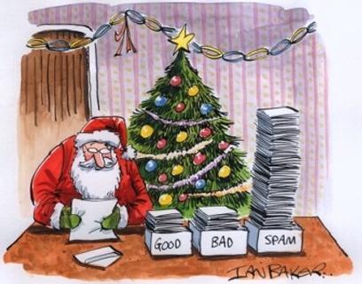 Los 5 mejores regalos para esta Navidad - spam_navidad