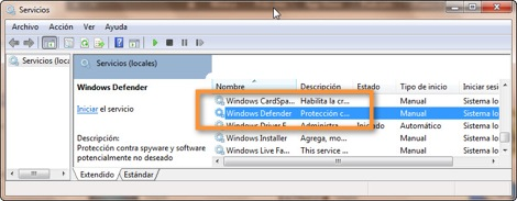 31 12 2010 01 53 00 p.m. Como desactivar Windows Defender