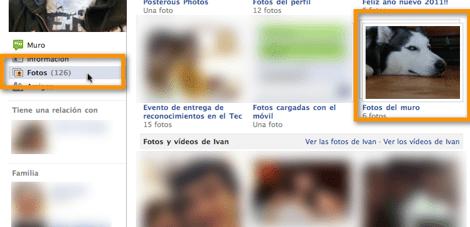 eliminar fotos de Facebook Como eliminar albums completos en Facebook