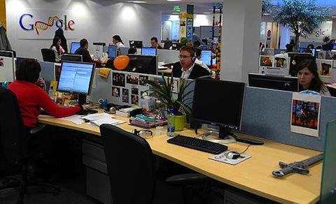 Google crecerá 25% de su plantilla laboral - google-empleados