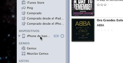 itunes hacer tono iphone1 Cómo hacer tonos para iPhone de tu música