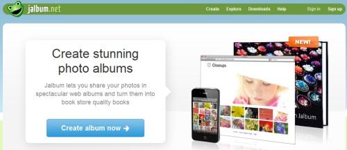 Publicar álbumes de fotos online con Jalbum - jalbum-album-fotos-online