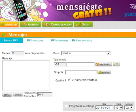 Mensajes a celular gratis, yucatan.com.mx - mensajes-celular-gratis