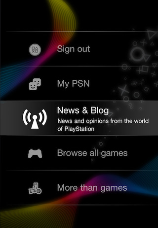 mzl.tcfgytku.320x480 75 Aplicación oficial de PlayStation, disponible en la App Store