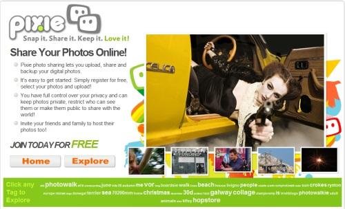 Pix.ie es una gran alternativa a Flickr - pix.ie-alternativa-flickr