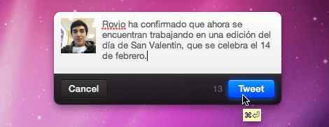Twittea donde sea con el nuevo Twitter para Mac - tweet-this