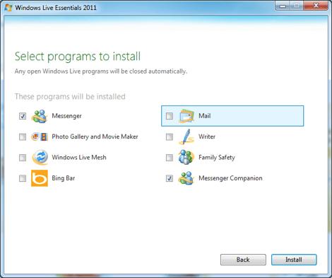 Como descargar Windows Live Messenger en tu nueva computadora - windows-live-messenger