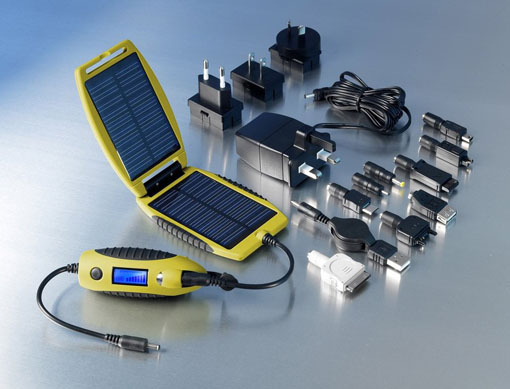 PowerMonkey eXplorer cargador solar PowerMonkey eXplorer es un excelente cargador solar