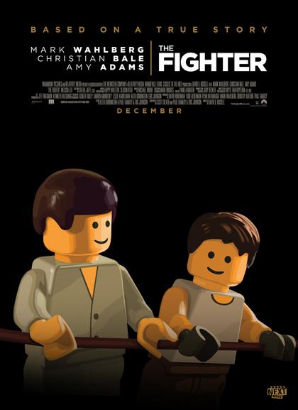 Las nominadas al Oscar versión Lego - The-Fighter