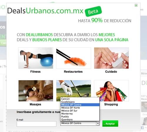 Ofertas en México agrupadas en un solo lugar, DealsUrbanos.com - deals-urbanos