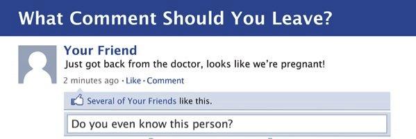 facebook comentarios top Qúe comentario hacer en Facebook? [diagrama de flujo]