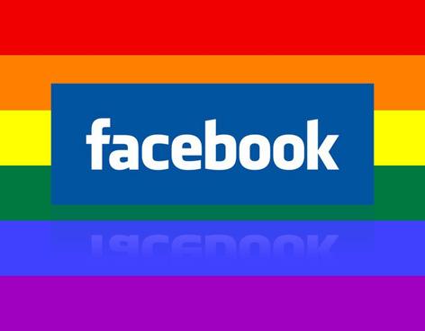 Facebook añade nuevas opciones a estados sentimentales - facebook-gay-180211