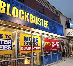 BlockBuster muere poco a poco, ahora esta en venta - images