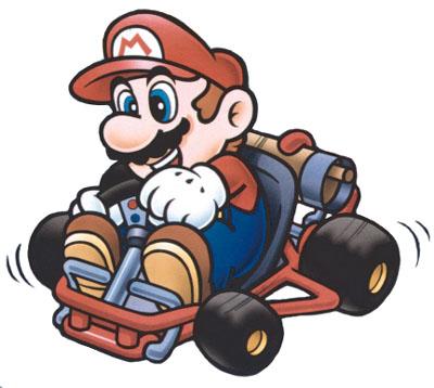 ¿Como sería Mario Kart en la vida real? [Video] - mario-kart