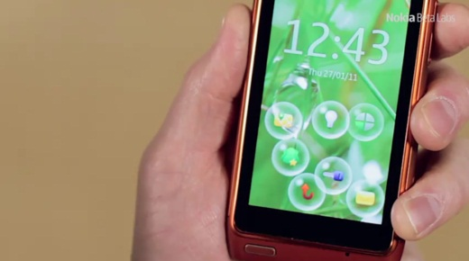 Excelente forma de desbloquear tu Nokia N8 - nokia-n8-burbujas