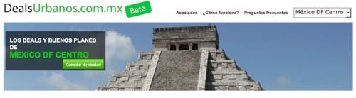 Ofertas en México agrupadas en un solo lugar, DealsUrbanos.com - ofertas-mexico