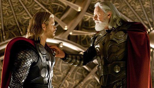 Tenemos nuevo trailer de Thor - thor-odin