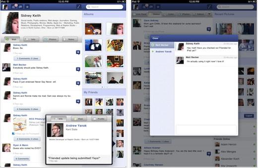 Friended, la aplicación definitiva para usar Facebook en el iPad - Friended-facebook-para-ipad