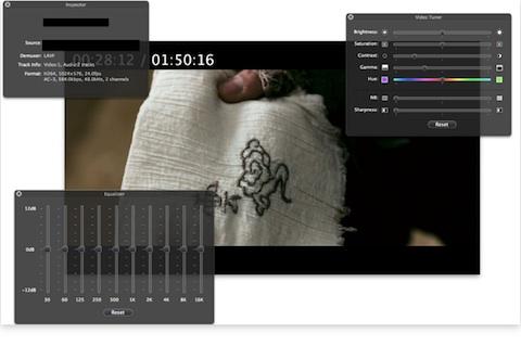 MPlayerX, el poderoso reproductor de video para Mac llega a la Mac Store - MplayerX