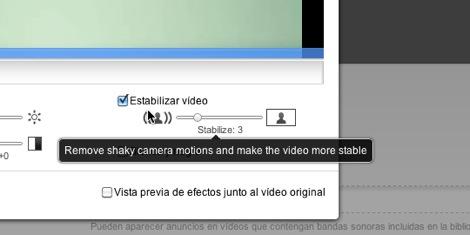 Youtube presenta nuevas funciones para su editor de video en línea - editor-video-youtube-estabilizador