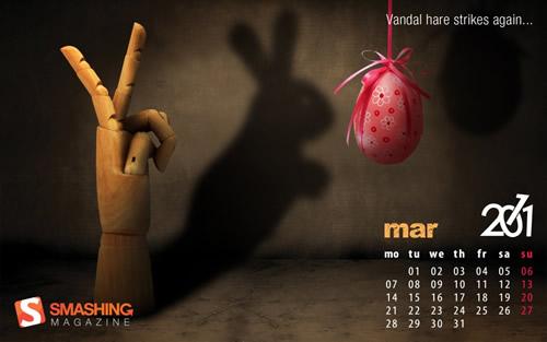 Fondos de pantalla, Marzo 2011 - wallpapers-gratis-hand