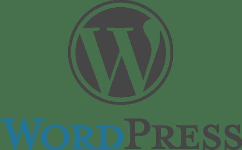 Escritura sin distracciones se aproxima a WordPress 3.2 - wordpress-logo-stacked-rgb