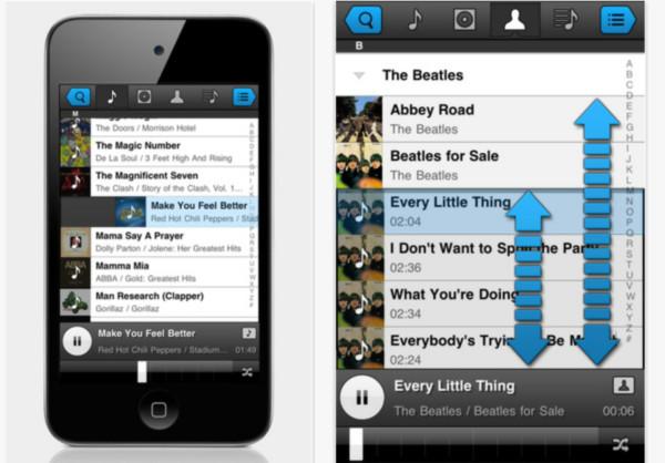 panamp reproductor musica iphone Recopilación de aplicaciones para escuchar música en iOS
