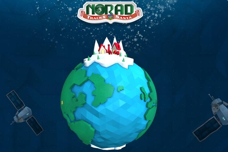 Sigue a Santa en vivo entregando los regalos por todo el mundo - sigue-a-santa-en-vivo