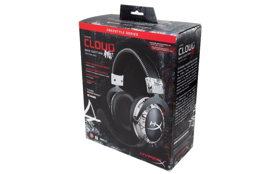 HyperX presenta los audífonos Cloud Edición Limitada Mav - HyperX-Cloud-Mav-Edition-3