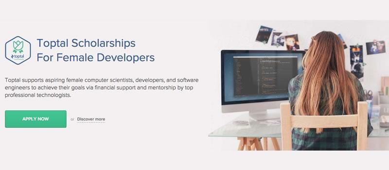 Lanzan Becas para mujeres desarrolladoras de software ¡Entérate! - becas-para-mujeres-desarrolladoras