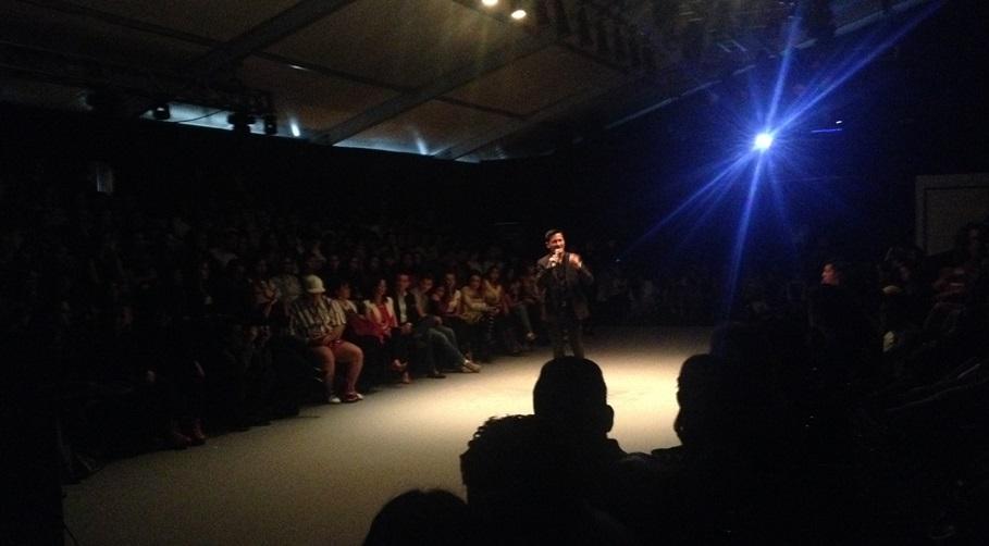 Canon y Fashion Week México presentaron Foro de Ideas - foro-de-ideas-hugo-oliveros-mercedes-benz