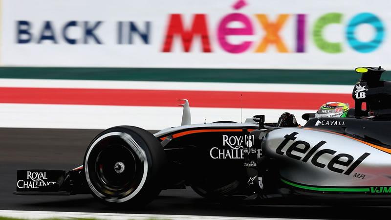 gran premio de mexico formula 1 en vivo Gran Premio de México 2015 de Fórmula 1 ¡Imperdible!