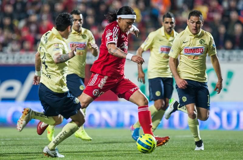 horario america vs tijuana apertura 2015 y canal A qué hora juega América vs Tijuana en el Apertura 2015 y en qué canal verlo