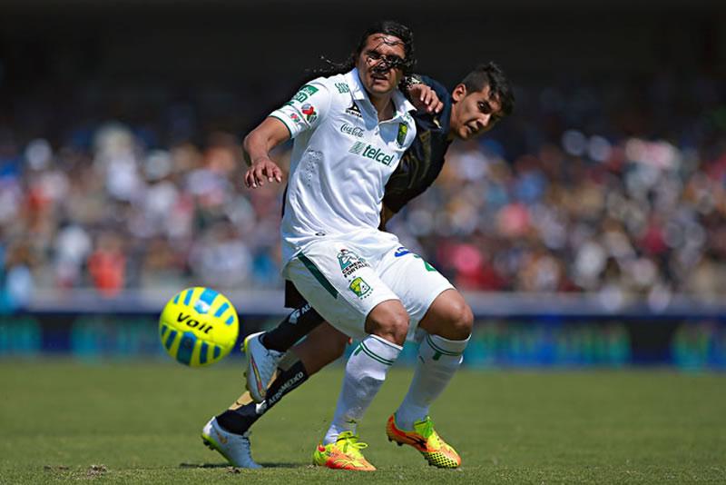 A qué hora juegan León vs Pumas en el Apertura 2015 y en qué canal se transmitirá - horario-leon-vs-pumas-apertura-2015