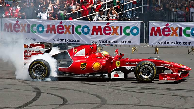 A qué hora es el Gran Premio de México 2015 en la Fórmula 1 - horario-premio-de-mexico-2015-formula-1