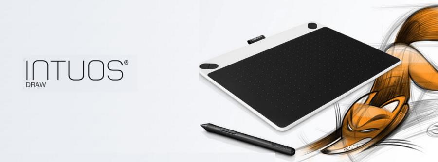 intuos draw Wacom lanza nueva tabletas intous y Bamboo Spark