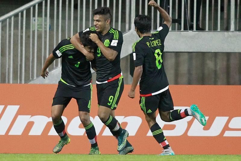 mexico vs alemania mundial sub 17 2015 México vs Alemania, Mundial Sub 17 Chile 2015
