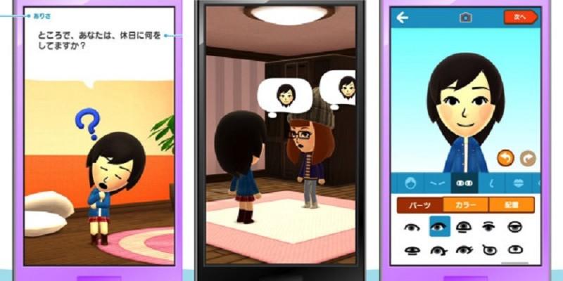 Nintendo da a conocer su primer juego para smartphones - miitomo-800x400