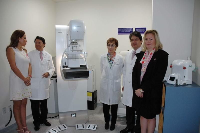 Con mastógrafo digital detectan lesiones mamarias en cinco minutos - nuevo-mastografo-digital